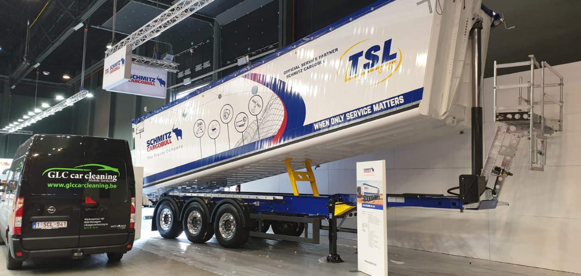TSL & Schmitz Cargobull