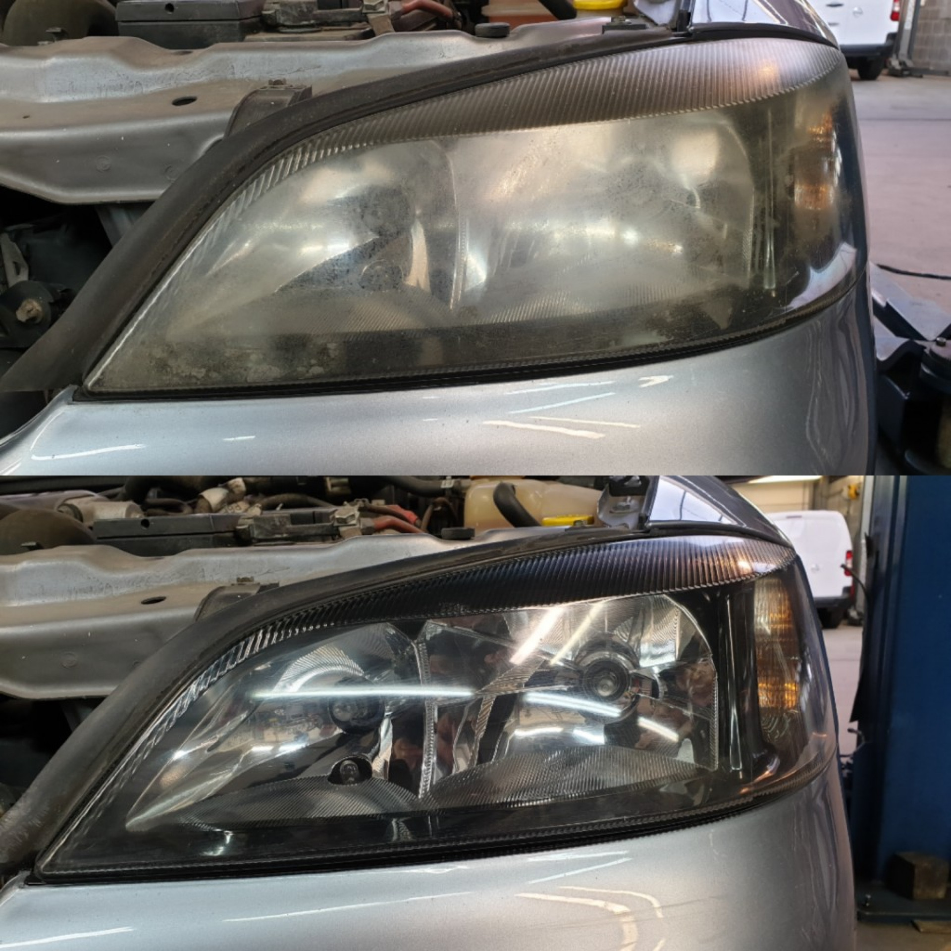 HEADLIGHT PACKAGE